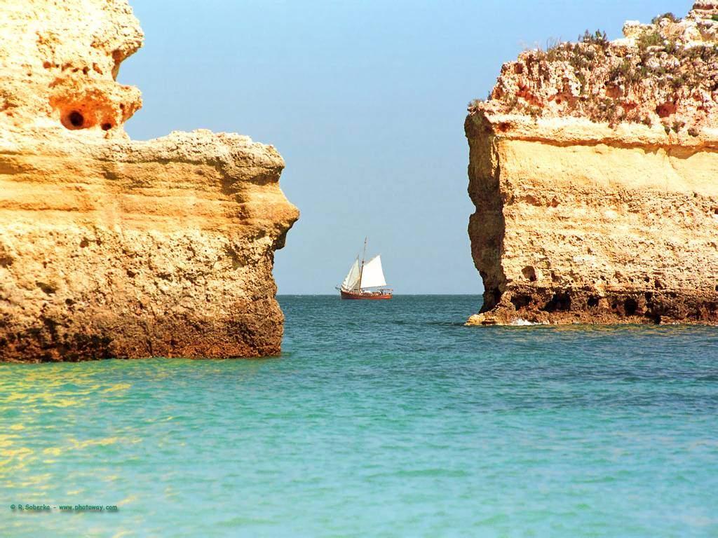 Voila un magnifike paysage de mer!!!